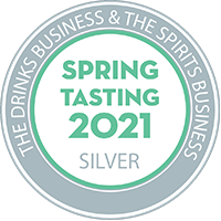 The Drinks Business & The Spirits of Buisiness Spring Tasting 2021 Silver Award