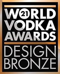 World Vodka Awards 2021 - Design Bronze