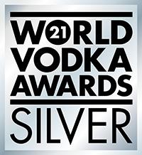 World Vodka 21 Silver Award